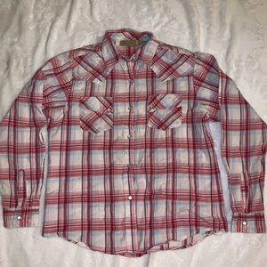 Flannel Long Sleeve Shirt